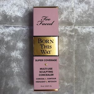 Too Faced Born This Way Foundation In Almond